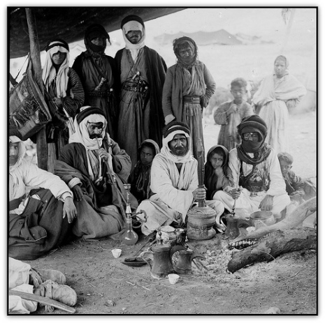 bedouins early 1900s